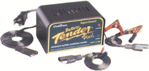 Deltran Corporation 021-0128 BATTERY TENDER PLUS]